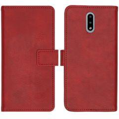 iMoshion Custodia Portafoglio de Luxe Nokia 2.3 - Rosso