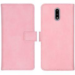 iMoshion Custodia Portafoglio de Luxe Nokia 2.3 - Rosa