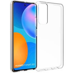 Accezz Cover Clear Huawei P Smart (2021) - Trasparente