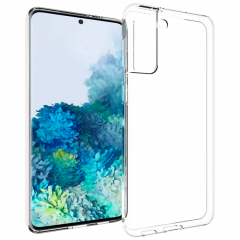 Accezz Cover Clear Samsung Galaxy S21 Plus - Trasparente