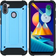 iMoshion Cover Robusta Xtreme Samsung Galaxy M11 / A11 - Azzurro