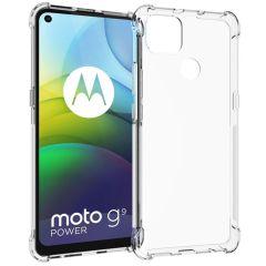 iMoshion Custodia Antiurto Motorola Moto G9 Power - Trasparente