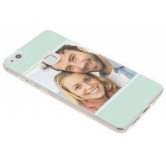 Cover Flessibile Personalizzate Huawei P10 Lite - Trasparente