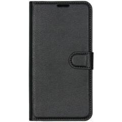 iMoshion Custodia Portafoglio de Luxe Motorola Moto G8 Plus - Nero