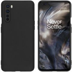 iMoshion Cover Color OnePlus Nord - Nero