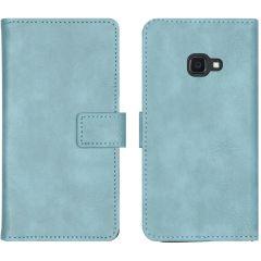 iMoshion Custodia Portafoglio de Luxe Samsung Galaxy Xcover 4 / 4S - Blu