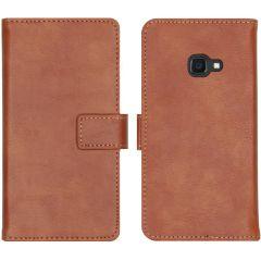 iMoshion Custodia Portafoglio de Luxe Samsung Galaxy Xcover 4 / 4S - Marrone