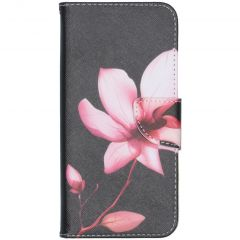 Custodia Portafoglio Flessibile Nokia 2.3 - Flowers