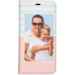 Custodia Portafoglio Personalizzate Samsung Galaxy J4 Plus - Bianco