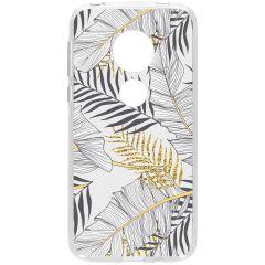 Cover Design Motorola Moto G7 Play - Glamour Botanic