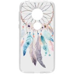 Cover Design Motorola Moto G7 Play - Dream Catcher Feathers