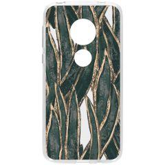 Cover Design Motorola Moto G7 Play - Wild Leaves