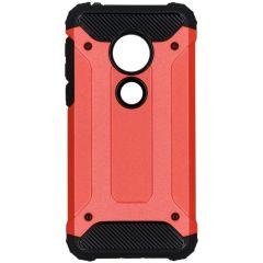 Cover Robusta Xtreme Motorola Moto G7 Play - Rosso