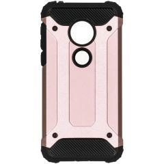 Cover Robusta Xtreme Motorola Moto G7 Play - Rosa