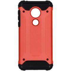Cover Robusta Xtreme Motorola Moto G7 Power - Rosso