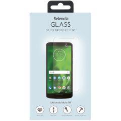 Selencia Pellicola Protettiva in Vetro Temperato Motorola Moto G6