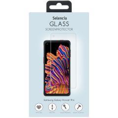Selencia Pellicola Protettiva in Vetro Temperato Samsung Galaxy Xcover Pro