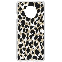 Cover Design OnePlus 7T - Golden Leopard