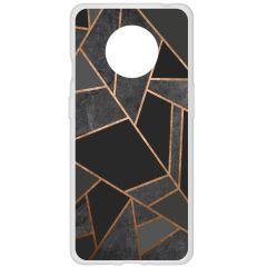 Cover Design OnePlus 7T - Black Graphic