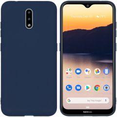 iMoshion Cover Color Nokia 2.3 - Blu scuro