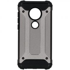 Cover Robusta Xtreme Motorola Moto G7 / G7 Plus - Grigio