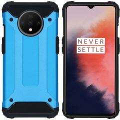 iMoshion Cover Robusta Xtreme OnePlus 7T - Azzurro