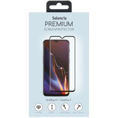 Selencia Pellicola Protettiva Premium in Vetro Temperato OnePlus 6T / OnePlus 7