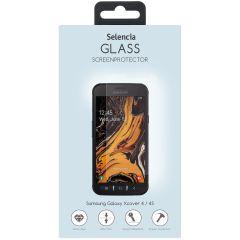 Selencia Pellicola Protettiva in Vetro Temperato Samsung Galaxy Xcover 4 / 4S