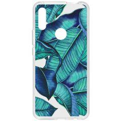 Cover Design Huawei P Smart Z - Blue Botanic