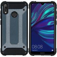 iMoshion Cover Robusta Xtreme Huawei Y7 (2019) - Blu scuro