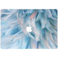 Custodia Rigida Design  MacBook Pro 13 inch (2016-2019) - Feathers