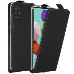 Accezz Flipcase Samsung Galaxy A51 - Nero