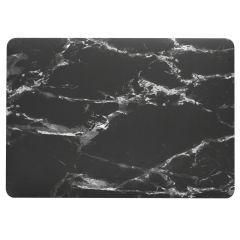 Custodia Rigida Design MacBook Pro 13 inch (2016-2019) A1706 - A1708 - A1989 - Black Marble