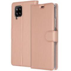 Accezz Custodia Portafoglio Flessibile Samsung Galaxy A42 - Rosa
