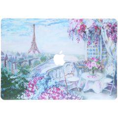 Custodia Rigida Design  MacBook Pro 13 inch (2016-2019) - When in Paris