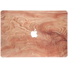 Custodia Rigida Design  MacBook Pro 13 inch (2016-2019) - Light Wood