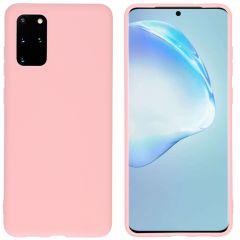 iMoshion Cover Color Samsung Galaxy S20 Plus - Rosa