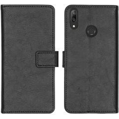 iMoshion Custodia Portafoglio de Luxe Huawei Y7 (2019) - Nero