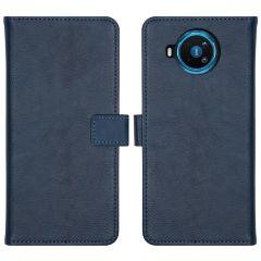iMoshion Custodia Portafoglio de Luxe Nokia 8.3 5G - Blu scuro