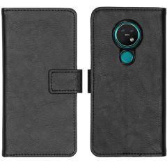 iMoshion Custodia Portafoglio de Luxe Nokia 6.2 / Nokia 7.2 - Nero