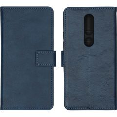 iMoshion Custodia Portafoglio de Luxe Nokia 4.2 - Blu scuro