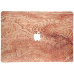 Custodia Rigida Design  MacBook Pro 16 inch (2019) - Light Wood