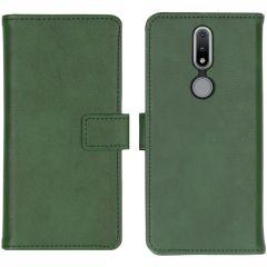 iMoshion Custodia Portafoglio de Luxe Nokia 2.4 - Verde