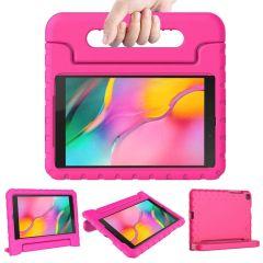 iMoshion Cover Antishoc Speciale Bambini con Manico Samsung Galaxy Tab A 8.0 (2019) - Rosa