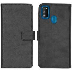 iMoshion Custodia Portafoglio de Luxe Samsung Galaxy M30s / M21 - Nero