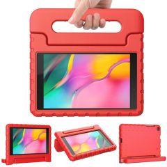 iMoshion Cover Antishoc Speciale Bambini con Manico Samsung Galaxy Tab A 8.0 (2019) - Rosso