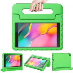 iMoshion Cover Antishoc Speciale Bambini con Manico Samsung Galaxy Tab A 8.0 (2019) - Verde