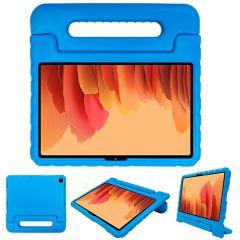 iMoshion Cover Antishoc Speciale Bambini con Manico Samsung Galaxy Tab A7 - Blu