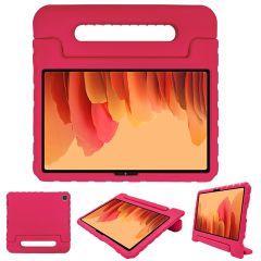iMoshion Cover Antishoc Speciale Bambini con Manico Samsung Galaxy Tab A7 - Rosa