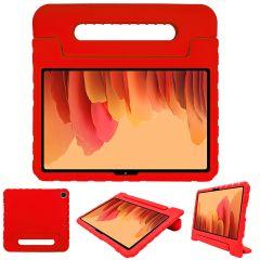 iMoshion Cover Antishoc Speciale Bambini con Manico Samsung Galaxy Tab A7 - Rosso